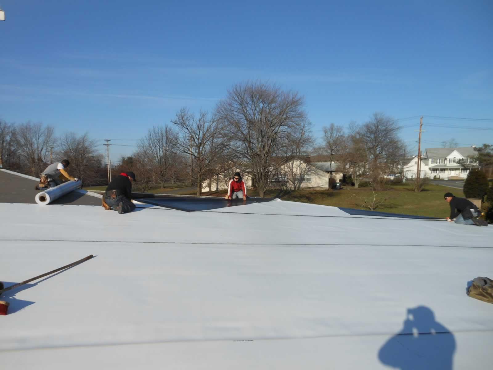 Lapostető felújítás  településen  lapostető felújítás, lapostető szigetelés